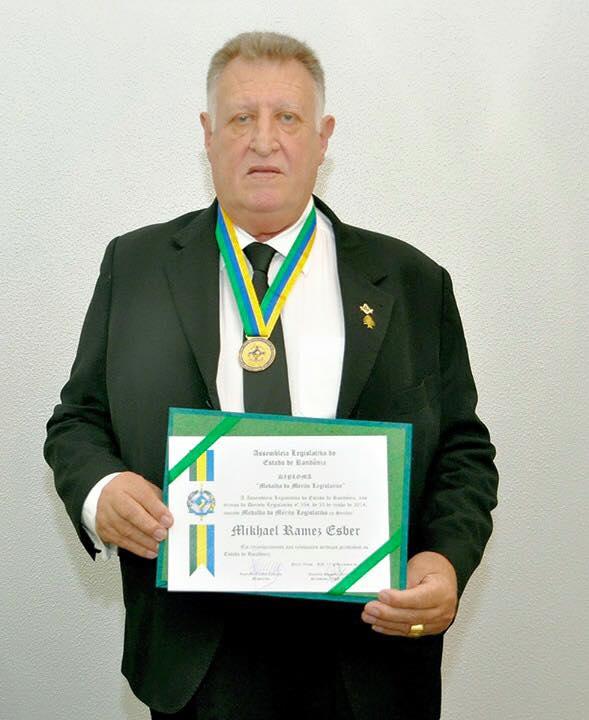 senhor mikhael esber
